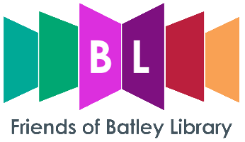 Friends of Batley Library logo